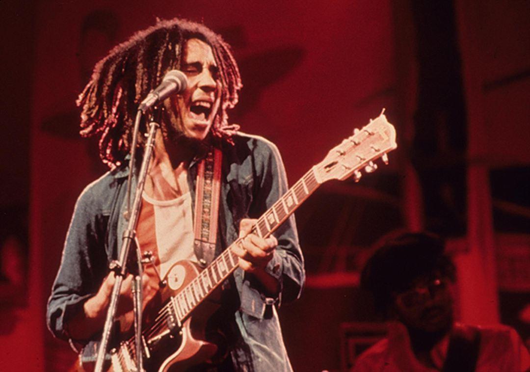 Встолице Англии отыскали утерянные 40 лет назад концертные записи Боба Марли