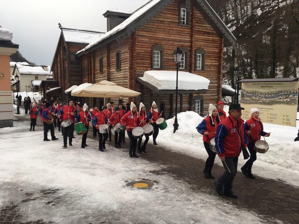 ВСочи прошёл Iмеждународный фестиваль «Барабаны мира вСочи»