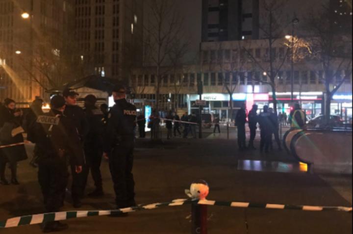 Взрыв вметро Парижа: милиция пока неверит втеракт