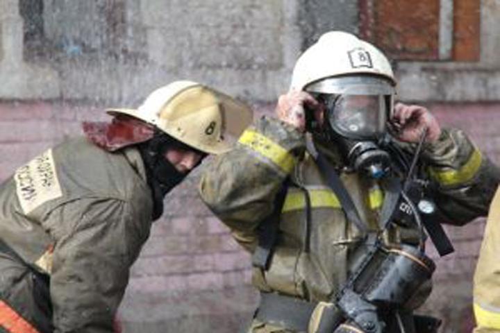 Всевском селе пожарные-добровольцы спасли женщину