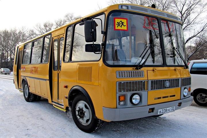 ГИБДД задержала нетрезвого водителя школьного автобуса