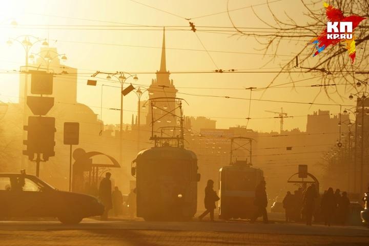 «Снежно и-6 °C»: Морозы отходят отЕкатеринбурга