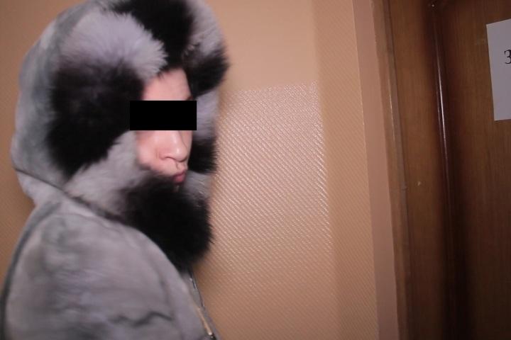 Калининградским полицейским удалось отыскать мошенницу вшкафу
