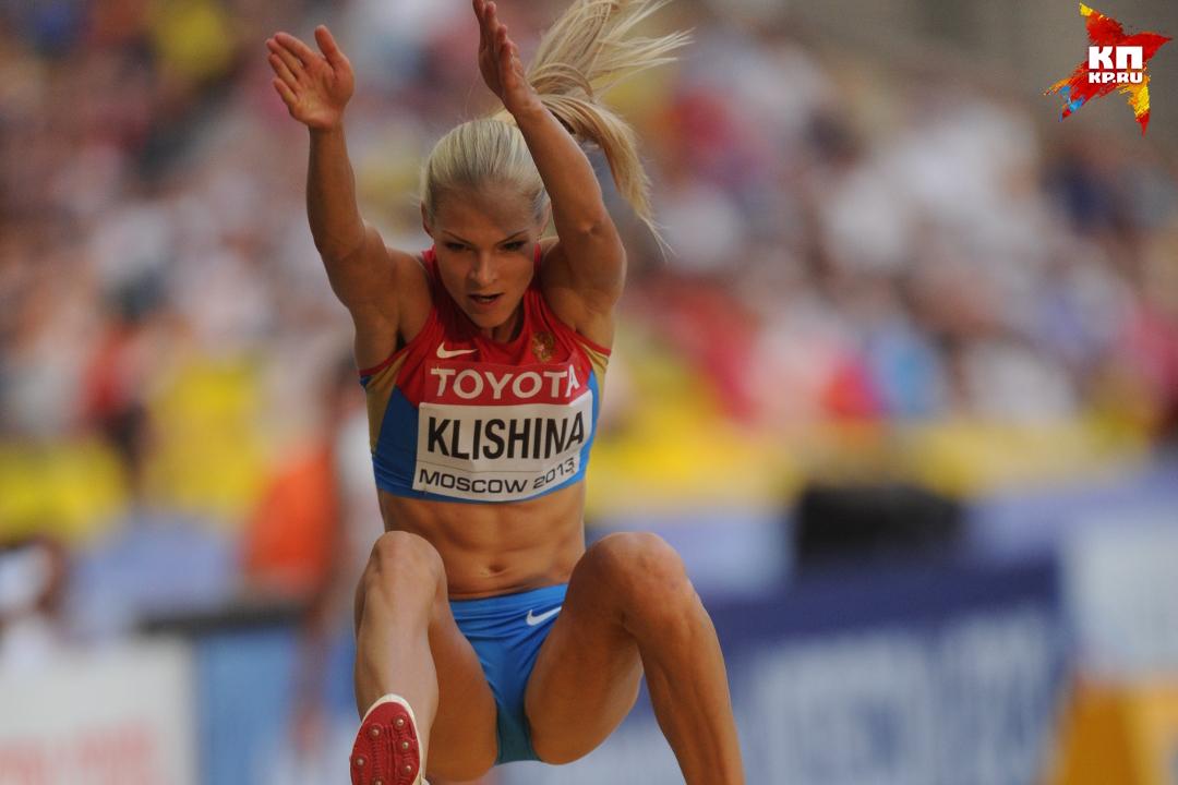 Русская легкоатлетка Дарья Клишина одолела натурнире вСербии