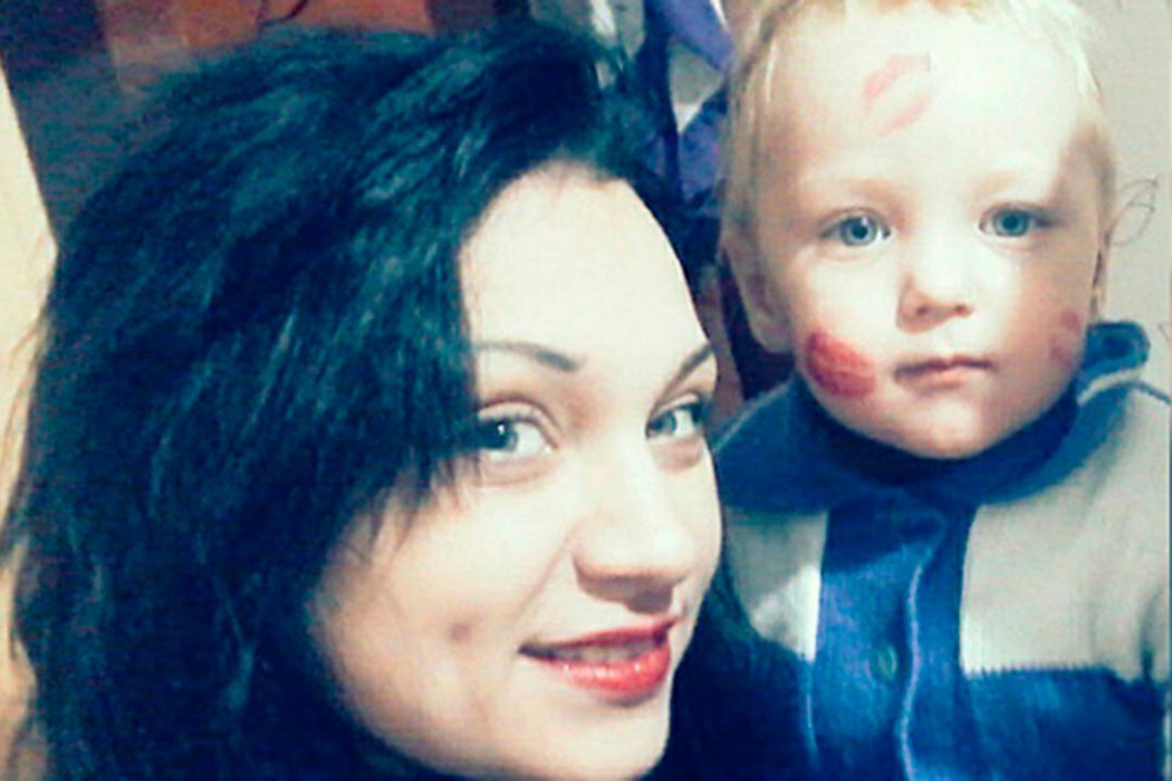 ВЗлатоусте пропали молодая женщина и ее двухлетний сын