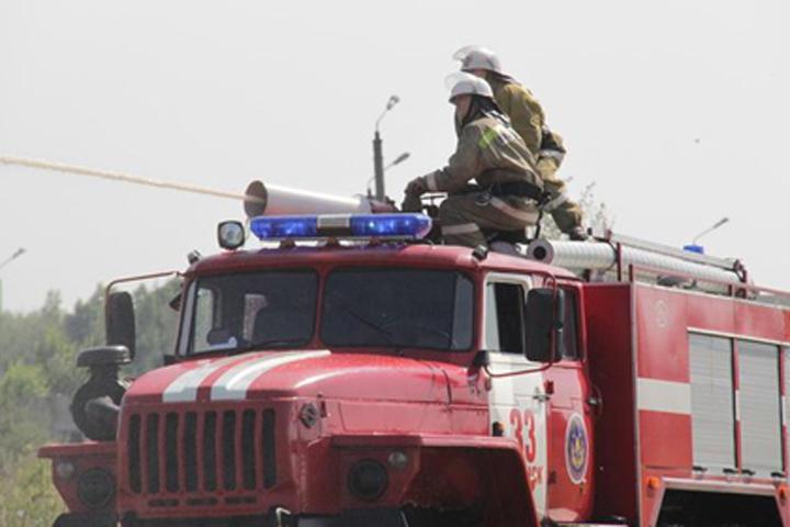 Под Новозыбковом сгорел личный дом: необошлось без жертв