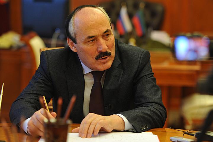 Рамзан Абдулатипов