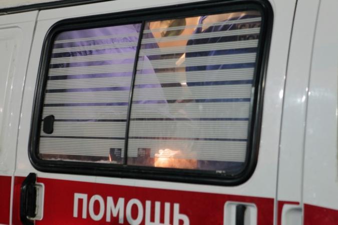 Натомских строителей обрушилась бетонная плита: трое пострадали
