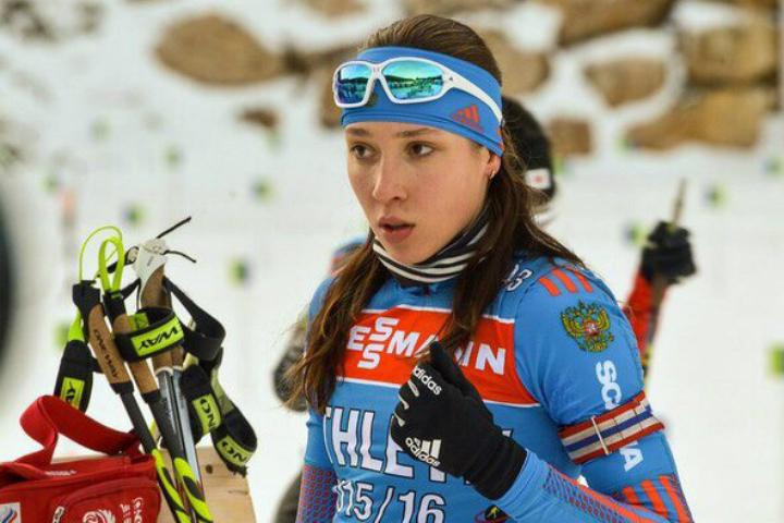 Биатлонистка Акимова выиграла «серебро» наВсемирных военных играх