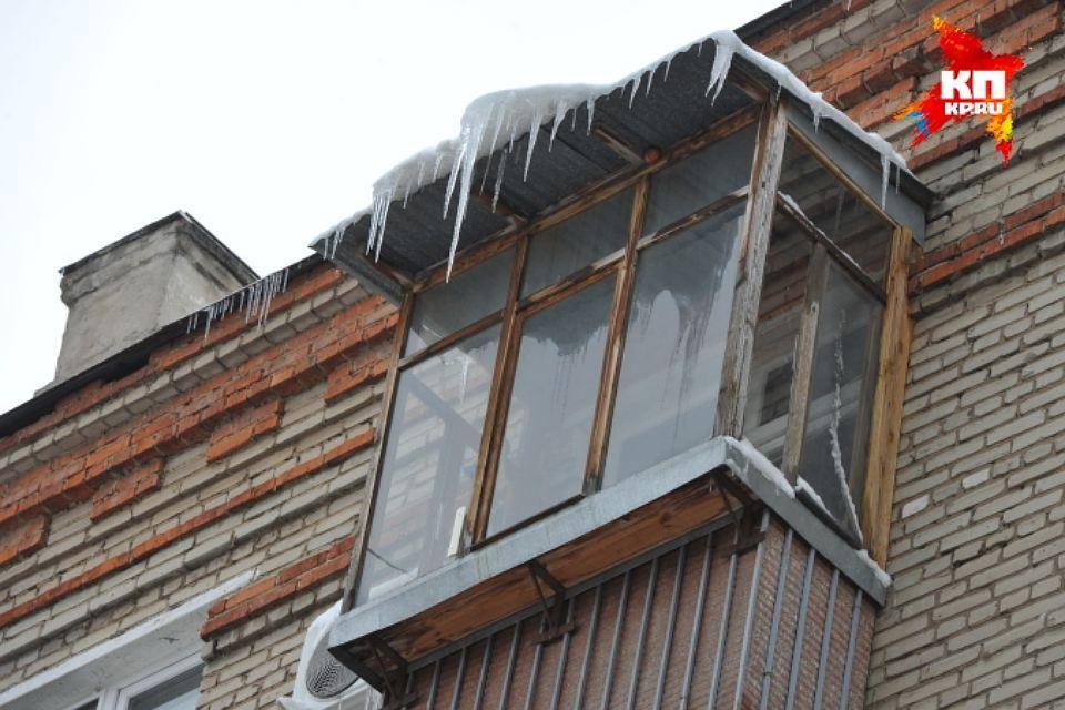 ВХабаровске чистку крыш домов отснега исосулек контролирует мэрия