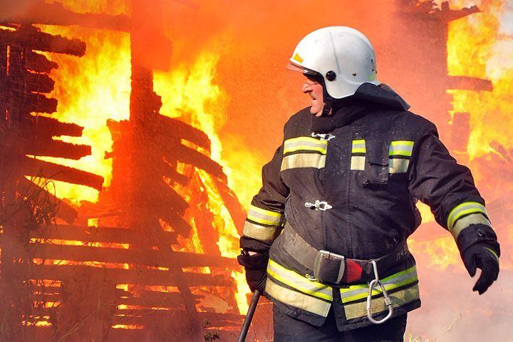 ВНижегородской области очевидец спас двухлетнего ребенка напожаре