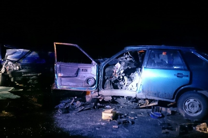 ВПавловском районе вДТП с нетрезвым водителем погибла женщина
