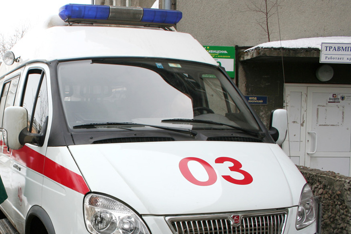 ВЧеремхово семилетняя девочка выпала изокна 3-го этажа