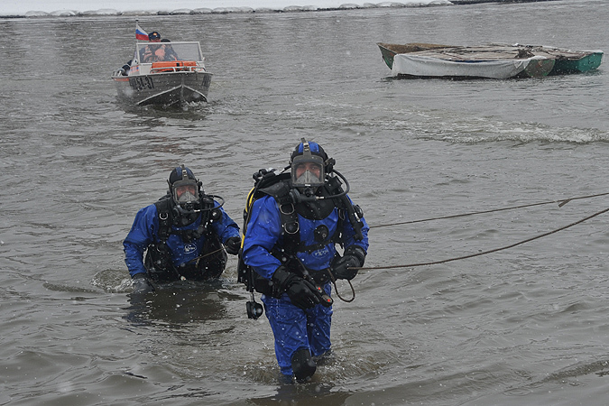 ВАстрахани потонул 10-летний ребенок