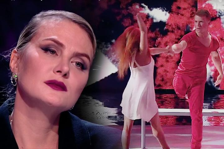 Рената Литвинова порекомендовала инвалиду-танцору пристегнуть ногу