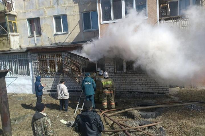 ВоВрангеле 16-летняя девушка погибла впожаре после взрыва петарды