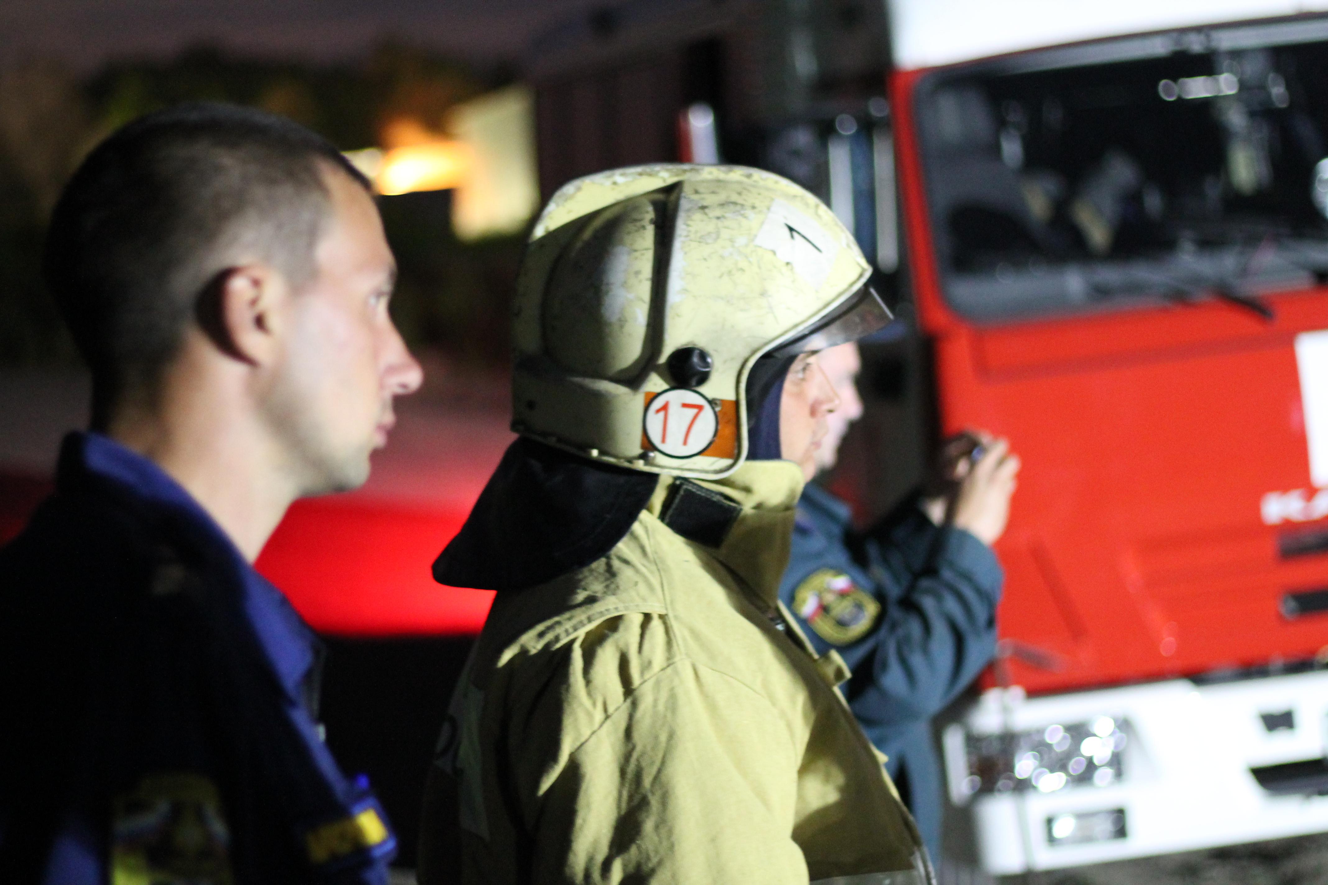 Двое детей погибли напожаре вНовосибирской области
