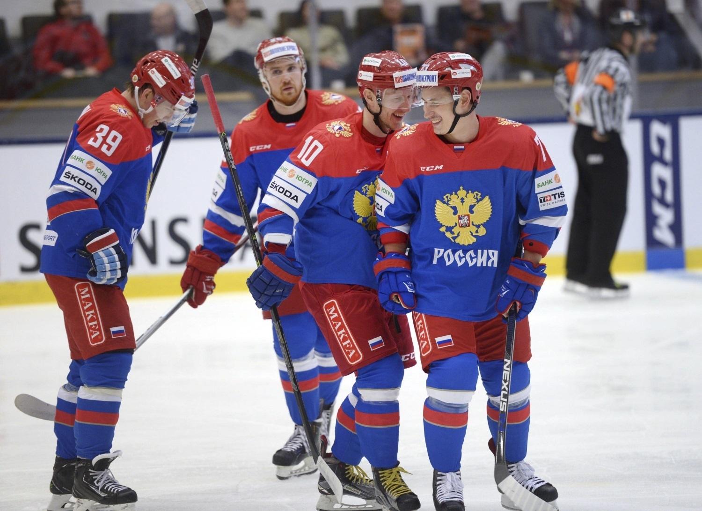 Челябинск примет два матча Еврочелленджа сборной РФ похоккею