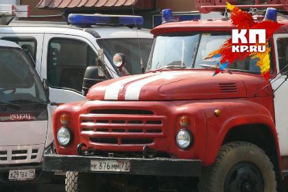 Вобщежитии ОмГМУ из-за пожара эвакуировали 350 студентов