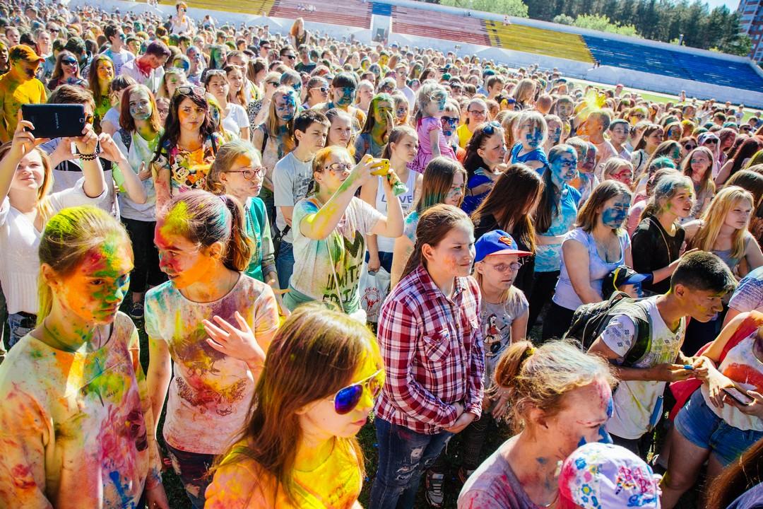 Фестиваль холли 2018 в москве когда будет