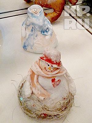 Снеговик из мастиВсе о септике в частном
