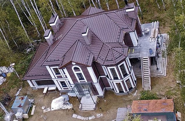Дом эксперты оценивают максимум в 31 млн. рублей. Фото: Архив «ЭГ»