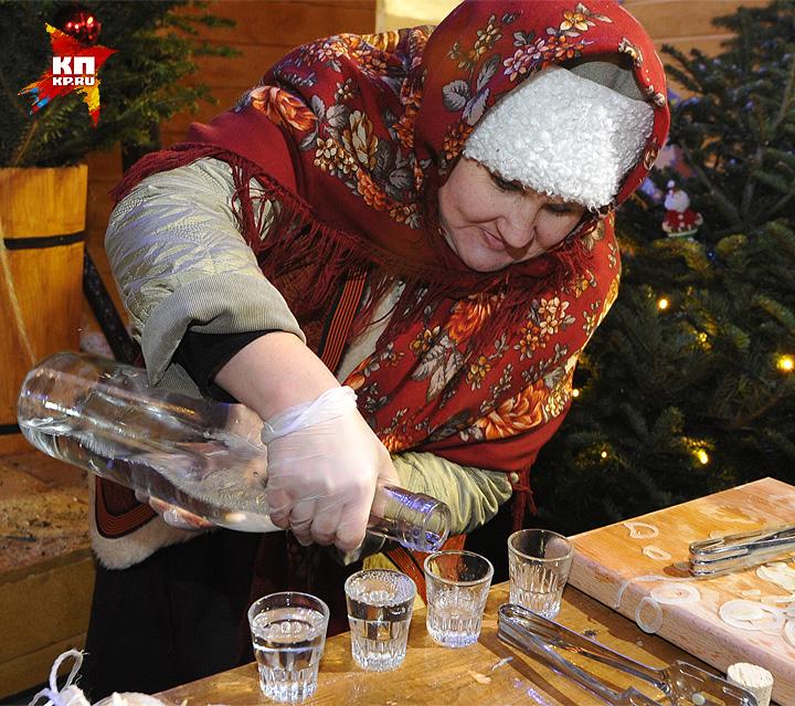 Поверье о том, что спирт убьёт любую нежданную заразу - миф! Фото: Анатолий ЖДАНОВ