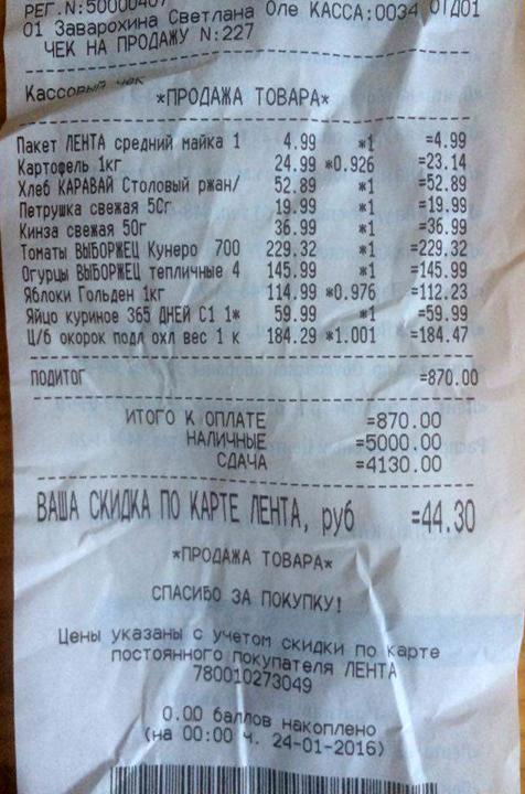 Наш московский корреспондент ориентировалась на курс доллара по 78 рублей. Фото: Александра КОЗЛОВА