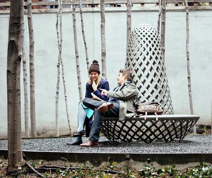 """Показанный в «Панораме» """"План Мэгги"""" (Maggie's Plan) Ребекки Миллер, лучший фильм жены Дэниэла Дэй-Луиса во всем обозримом прошлом Фото: кадр из фильма"""