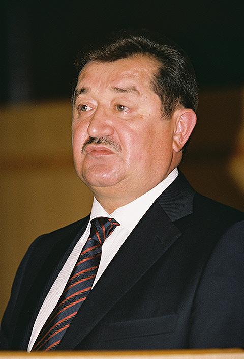 Бывший председатель правительства Республики Башкортостан Раиль Сарбаев. Фото ИТАР-ТАСС/ Николай Марочкин