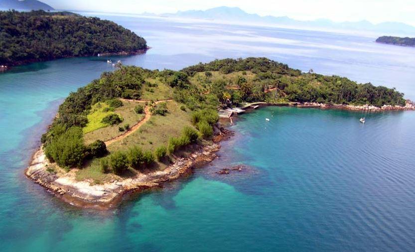 Остров Barnard Island ФОТО: Сайт по продаже островов privateislandsonline.com