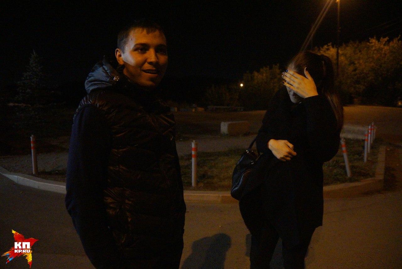 На допрос в следственный комитет Пестриков ходил вместе с Дутовой Фото: Алексей БУЛАТОВ