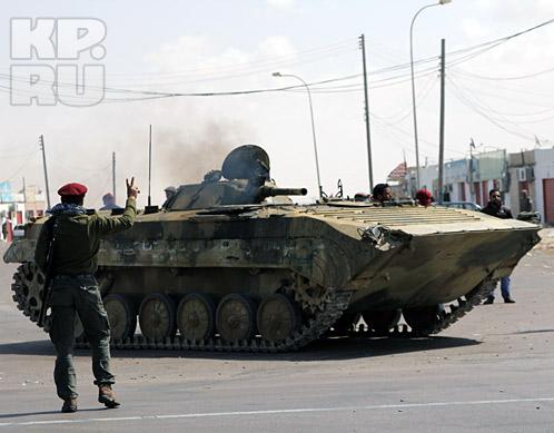 Боевая машина пехоты советского образца Фото: Вадим ШЕРСТЕНИКИН