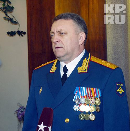 Сергей Каракаев:  РВСН сегодня – это самостоятельный род войск