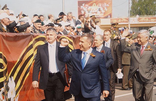 В 2010 году Рустам Минниханов стал президентом Татарстана