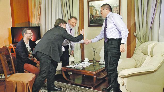 Журналисты «КП» поспорили с министром,  что инфляция в этом году будет больше 6%.