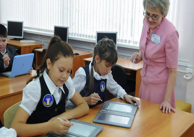 Предсказание: Компьютерные дисциплины станут основой учебного процесса в школах Фото: РИА Новости