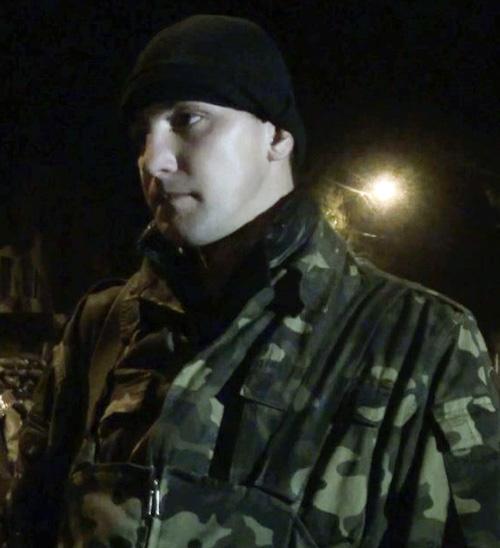 Артем Печелюлько, тоже славянский, — романтик, хотел связать жизнь с воинской службой