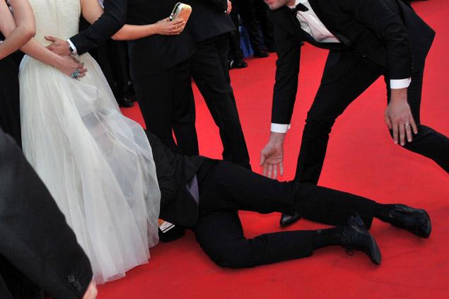 Виталий Седюк не скрывает своей нетрадиционной ориентации и обычно атакует мужчин. Фото: SPLASH NEWS