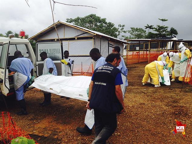 Опаснейший вирус, против которого нет вакцин, лекарств, продолжает стремительно распространяться на западе Африки Фото: REUTERS