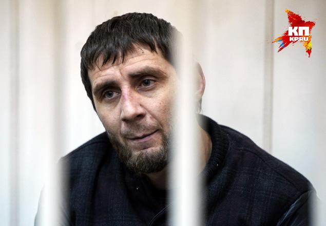 Непосредственно нажал на курок Заур Дадаев, который сначала дал признательные показания, а потом, по совету адвокатов, отказался от них Фото: РИА Новости