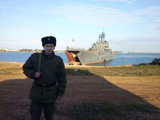 Ижевчанин Евгений Столяренко. Фото: личный архив.