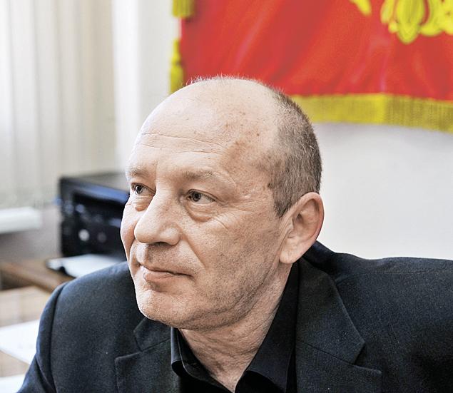 Сергей Соколов возглавлял службу охраны олигарха, пока тот не сбежал в Великобританию. Фото: Сергей ШАХИДЖАНЯН