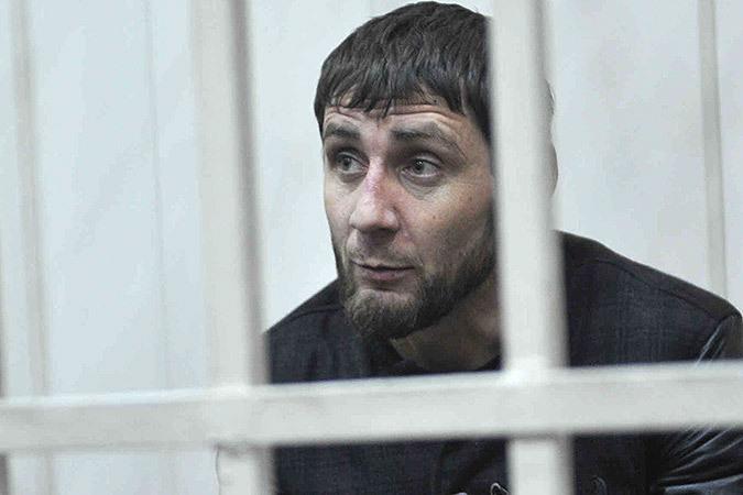 Заур Дадаев, по данным следствия, является непосредственным исполнителем убийства Немцова. Фото: Владимир ВЕЛЕНГУРИН