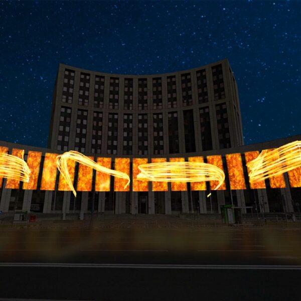 Фестиваль «Круг света» на проспекте Сахарова
