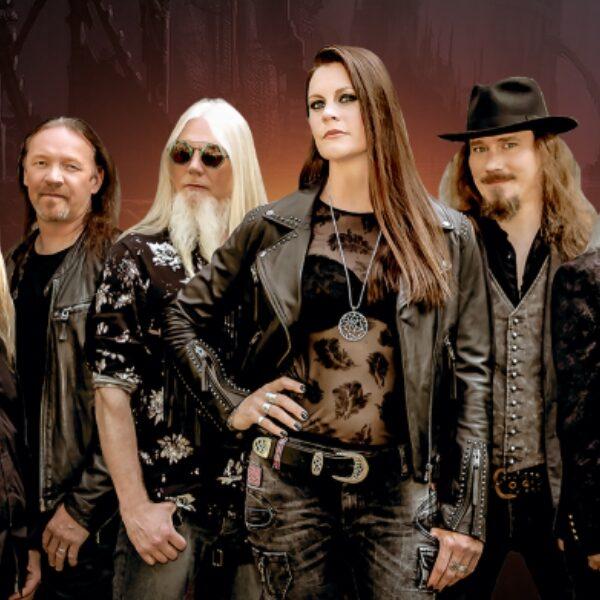 Концерт Nightwish: альбом «Human. Nature»