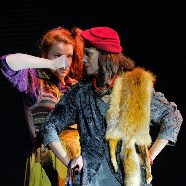 Спектакль «Человек с глазами Моцарта» в Театре Модерн