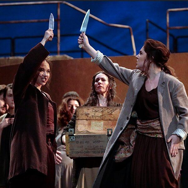 Опера «Дидона и Эней»