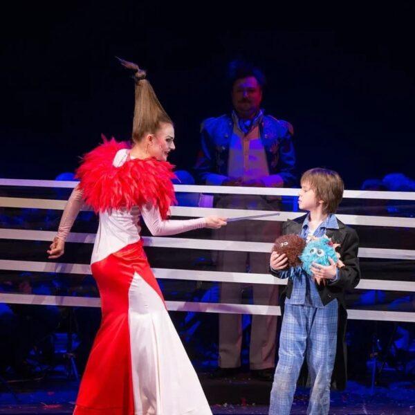 Спектакль «Волшебная барабанная палочка» в Губернском театре