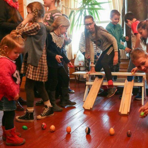 Пасха в музее-заповеднике Менделеева и Блока